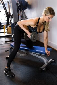 No More Excuses Fitness Training: www.nmefitnesstraining.com: Laura M. Howell single arm row exercise: The 2 Most Important Elements in Reaching Your Fitness Goals: Planning and Scheduling Your Workouts
