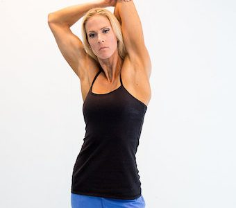 www.nmefitnesstraining.com: Laura M. Howell Tricep Stretch: The Healthiest of The Healthy: 10 Health and Fitness Hacks That Even Trainers Skip