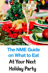 5 Foods to Eat at your Next Holiday Party. Plus, 5 Foods TO NOT EAT at your next holiday Party: No More Excuses Fitness Training with Laura Howell