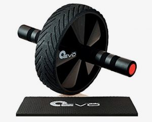 www.nmefitnesstrainig.com: Get Your Roll On: The 5 Best AB Rollers on the Market : Back ab roller with black mat: NO More Excuses Fitness Training