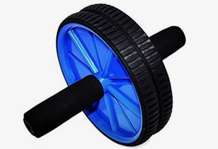 www.nmefitnesstrainig.com: Get Your Roll On: The 5 Best AB Rollers on the Market :Black and blue ab roller: NO More Excuses Fitness Training