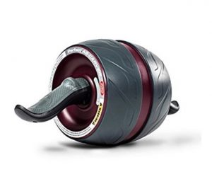 www.nmefitnesstrainig.com: Get Your Roll On: The 5 Best AB Rollers on the Market : double-wheel black and red wheel: NO More Excuses Fitness Training