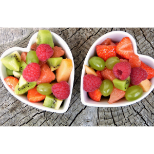 Is Weekly Meal Prep For You? Why Meal Prepping Simply Works: 2 bowls of fruit salad: No More Excuses Fitness Training: www.nmefitnesstraining.com